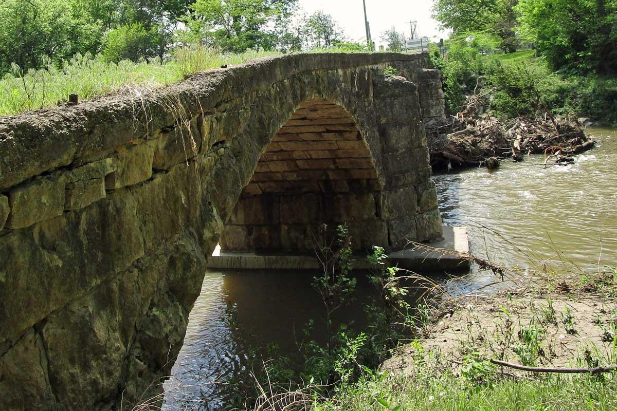 The Esch's Spur Bridge