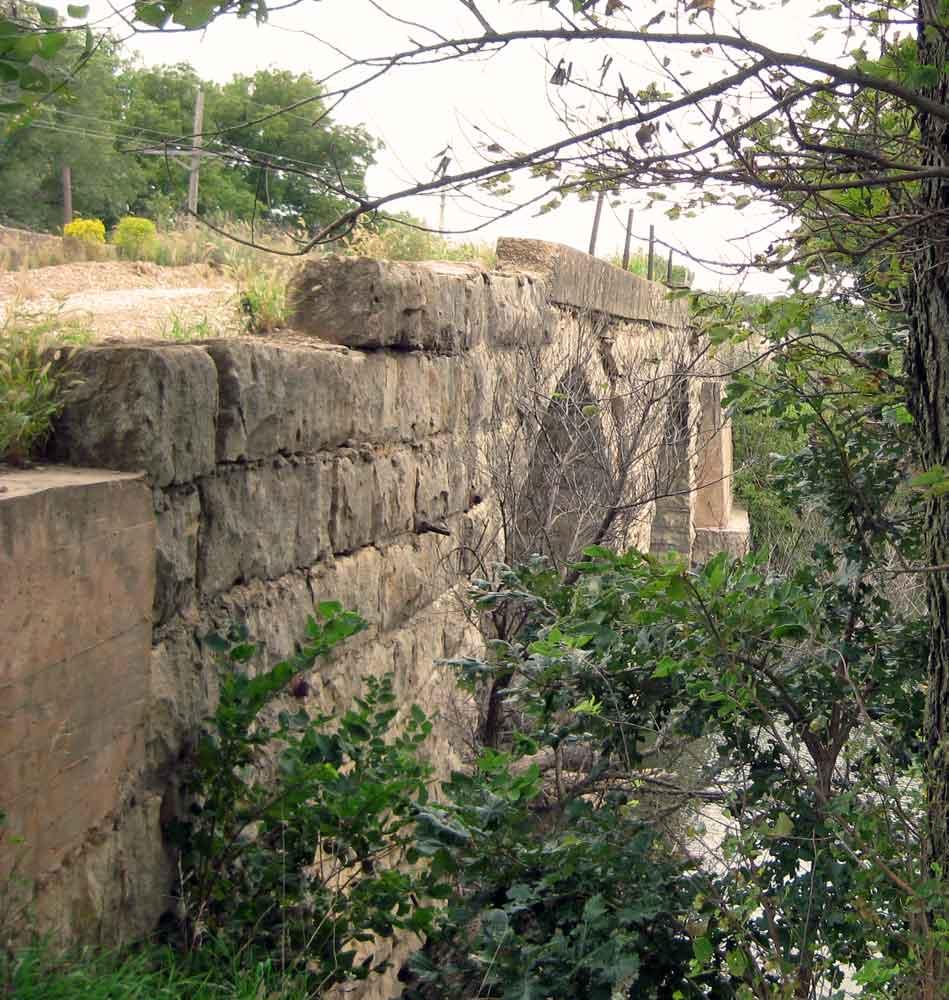 Bulging Spandrel Wall