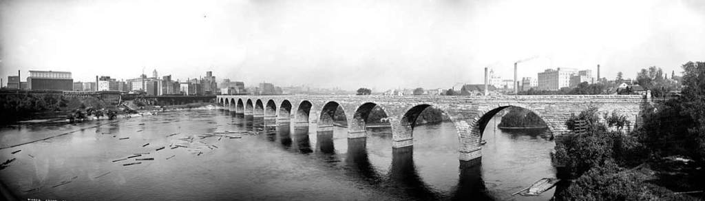 The Choice of Stone for Stone Arch Bridges