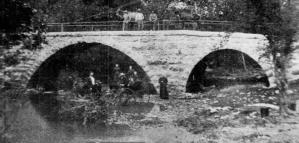 Walter Sharp's Hickory Creek Bridge