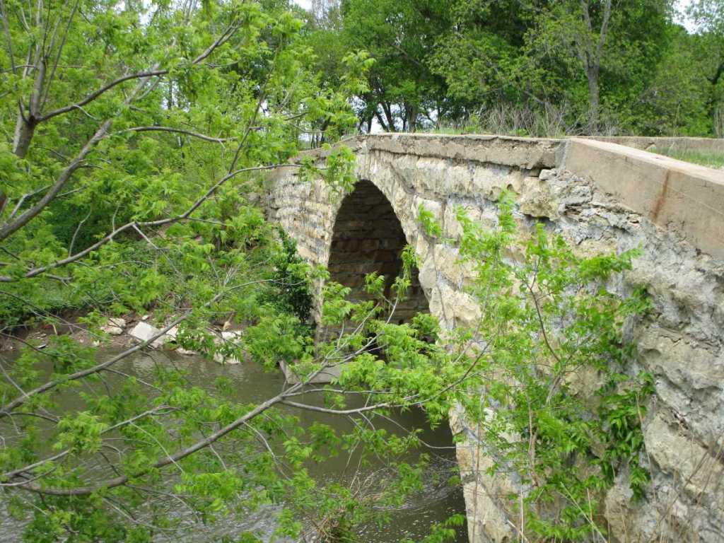 Water Seepage in an Arch