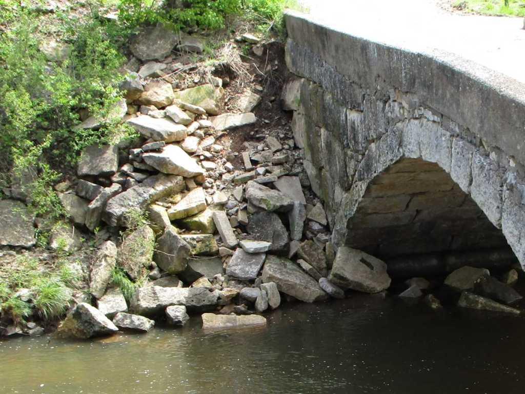 Detail of Bridge Approach