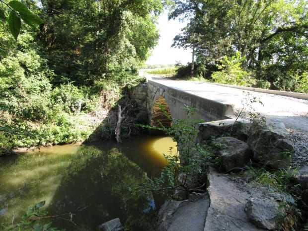 Fourmile Creek Bridge