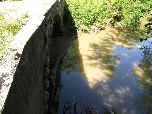 Sharp's Dry Creek Bridge