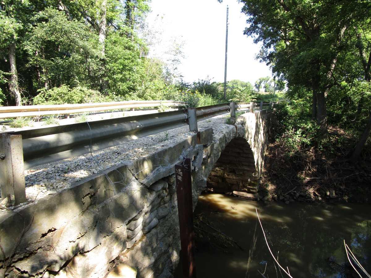 Markley's Dry Creek Bridge