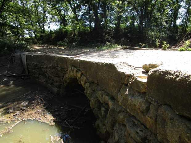 115th Whitewater River Bridge
