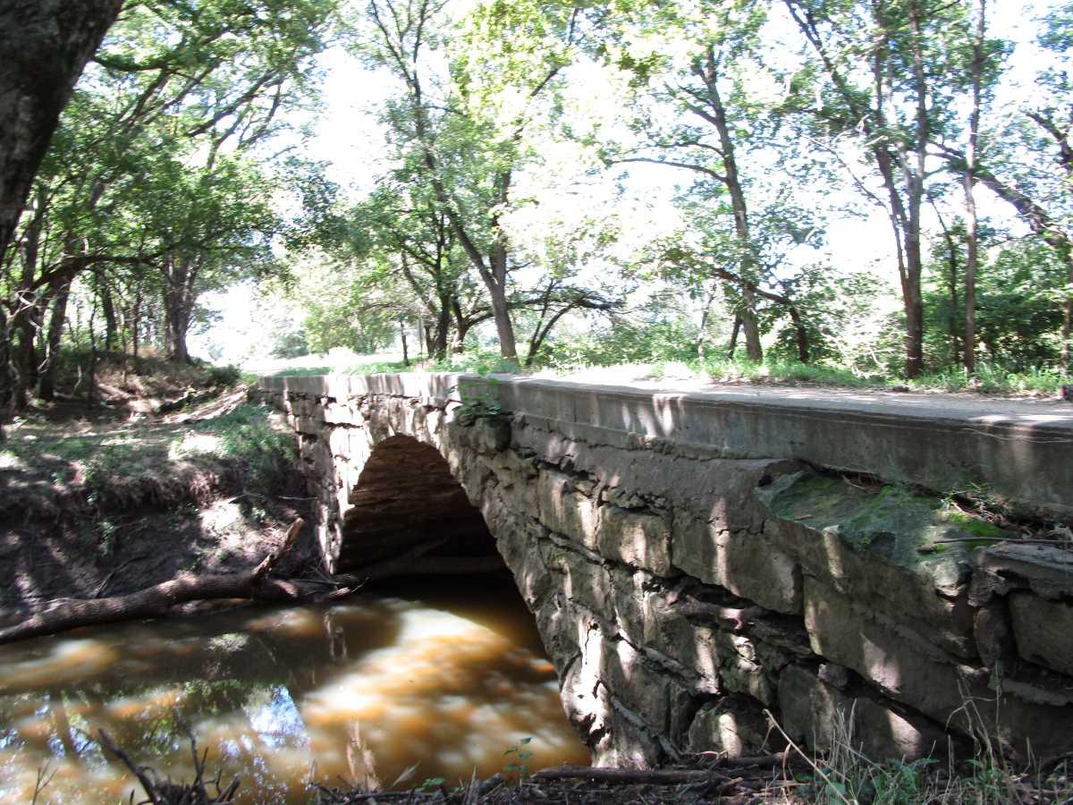 NE160th Street Whitewater River Bridge