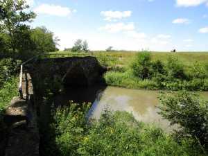 Abe Matheney's 1899 Walnut River Bridge