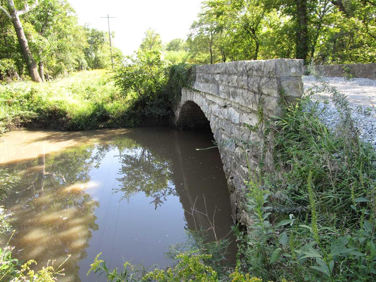 Satchel Creek Bridge