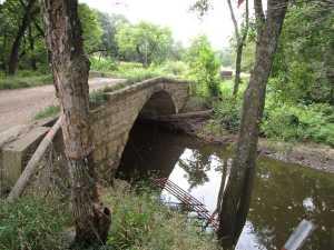Rock Creek Overflow Bridge