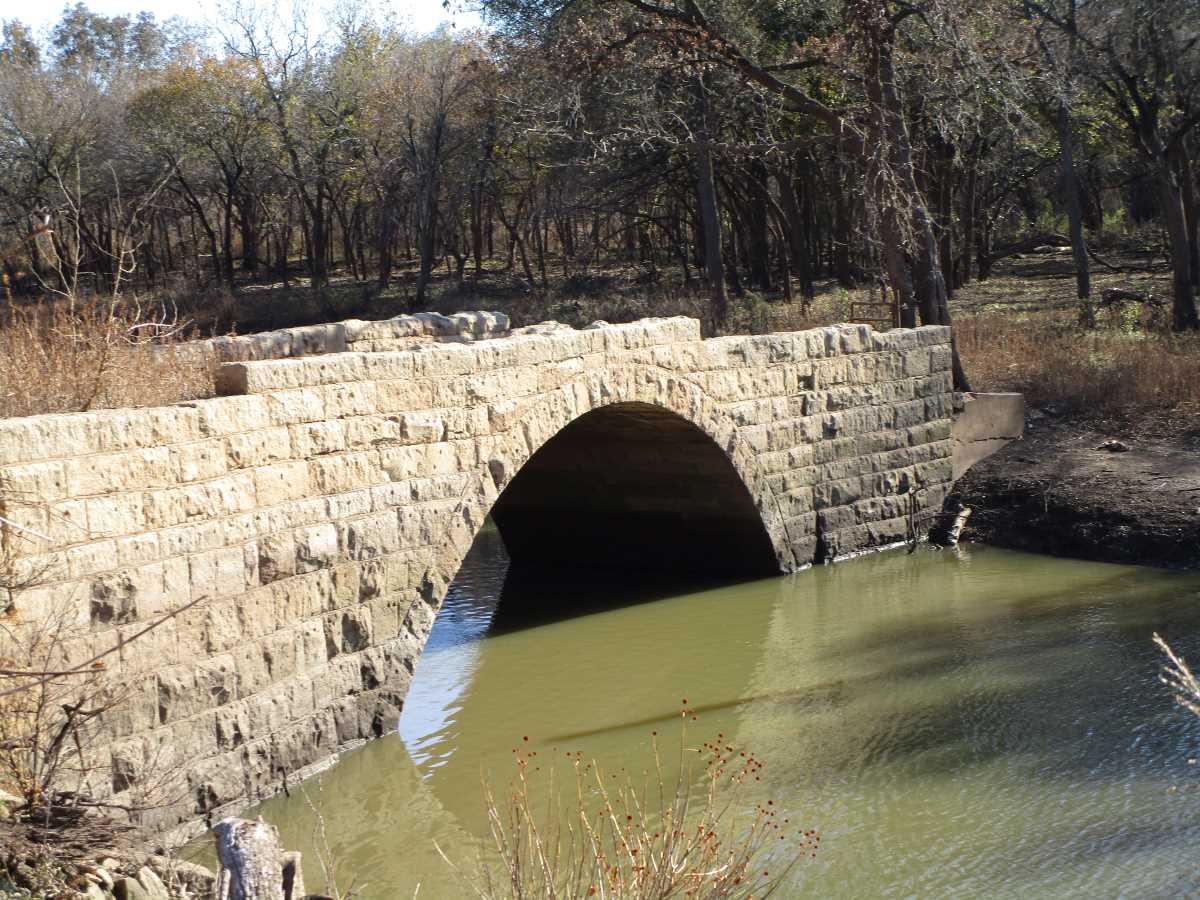 Wolf Creek Bridge