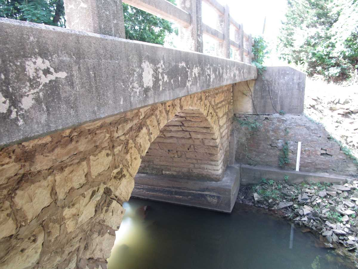 Black Crook Creek Bridge