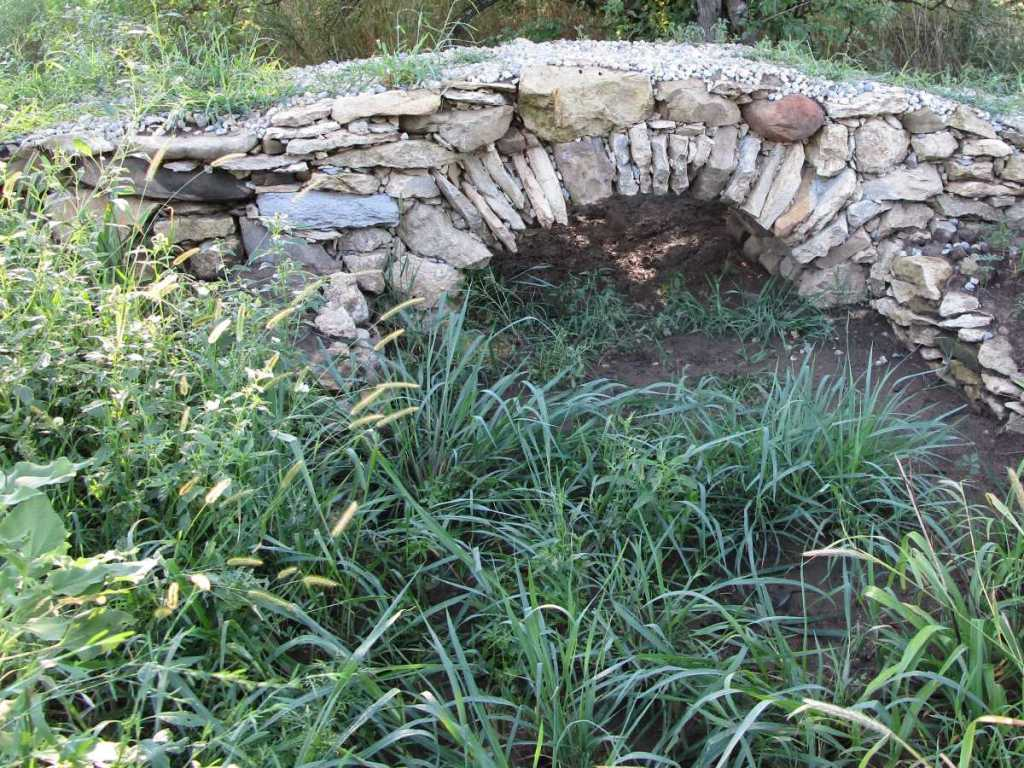 DIY Stone Arch Bridge