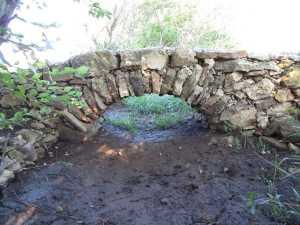 """""""Modified Sharp Arch"""" Stone Arch Bridge"""
