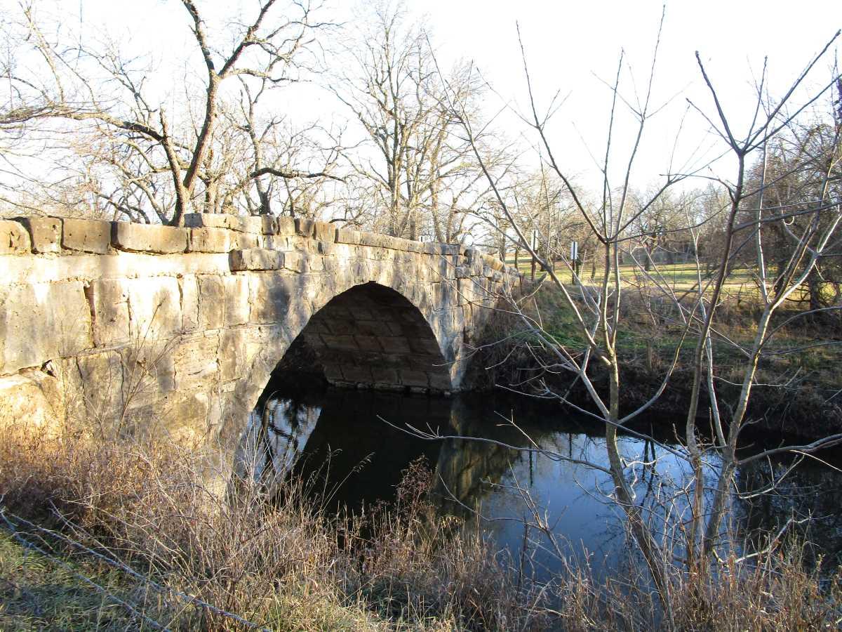SE Satchell Creek Road Rock Creek Bridge