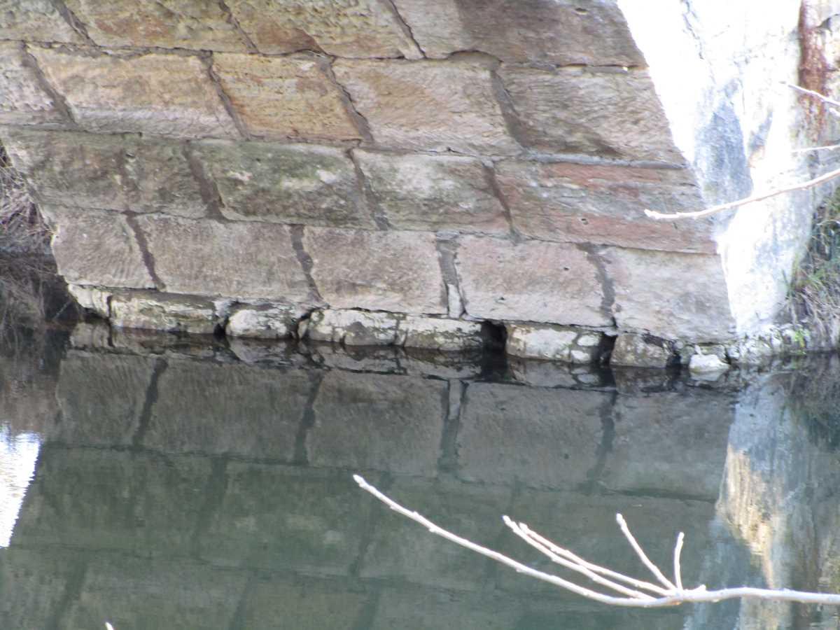 Waterline Deterioration