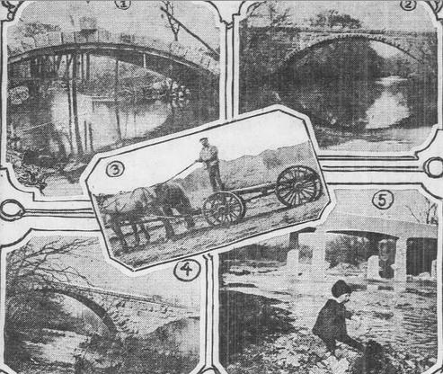 Cowley Bridges
