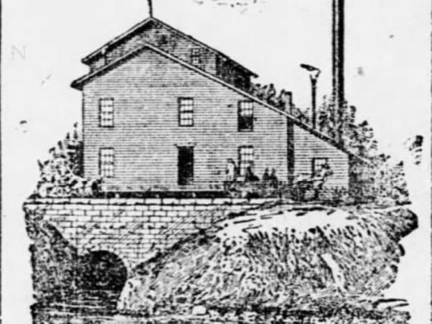 Burdett & Weeks Mill